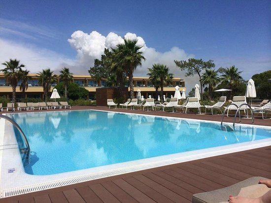 EPIC SANA Algarve Hotel: Adult only pool