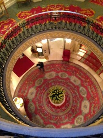 The Ritz London: Glorious foyer