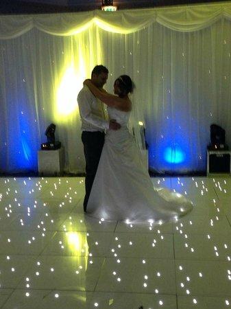 Statham Lodge Hotel: First dance