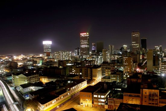 MainStreetWalks Tours: Johannesburg skyline