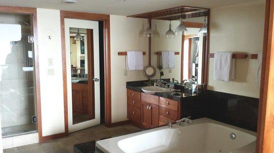 Hyatt Carmel Highlands: Great place to soak