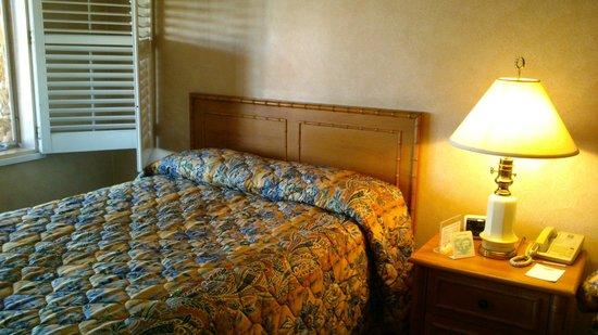 Saga Motor Hotel: Notre chambre