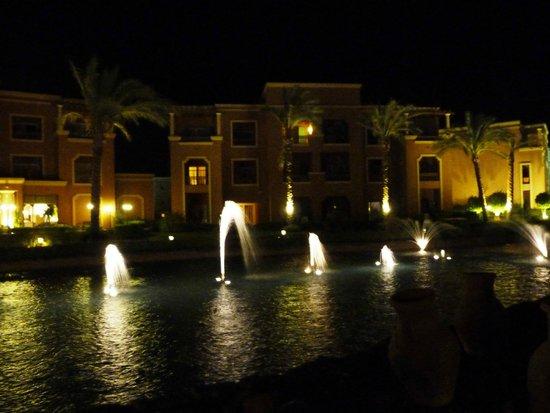 Sea Club Aqua Park : fountains