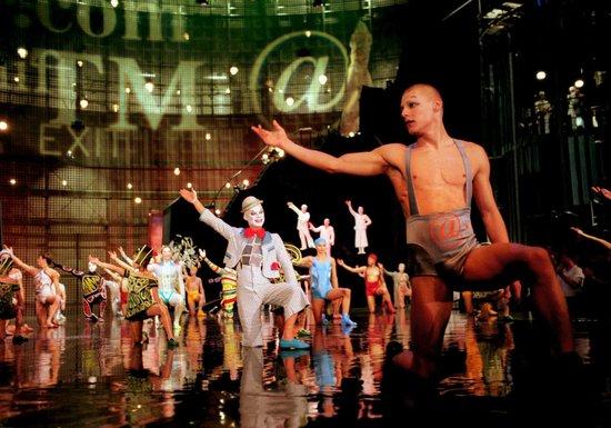 派對人生劇-太陽馬戲團