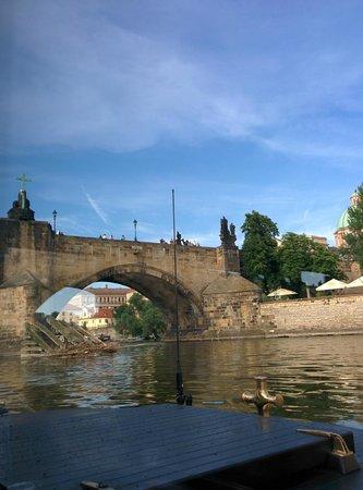Prague Venice Boat Trip: Great View