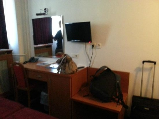 Hotel Petka: room