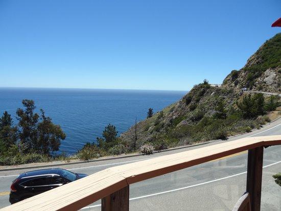 Big Sur Coast Gallery & Cafe: beautiful views