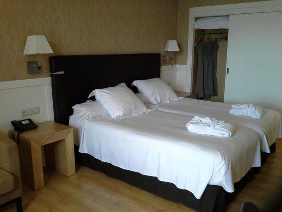 Hotel Guitart Monterrey: Chambre supérieure