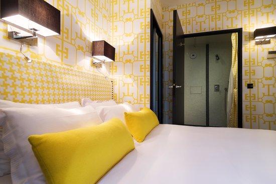 Hotel Monceau Elysees: Chambre Supérieure