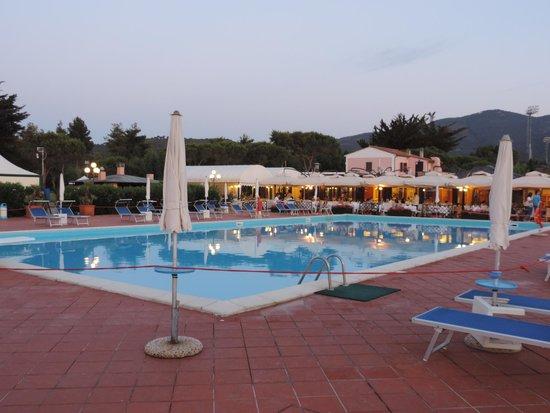 Hotel Airone del Parco & delle Terme : piscina