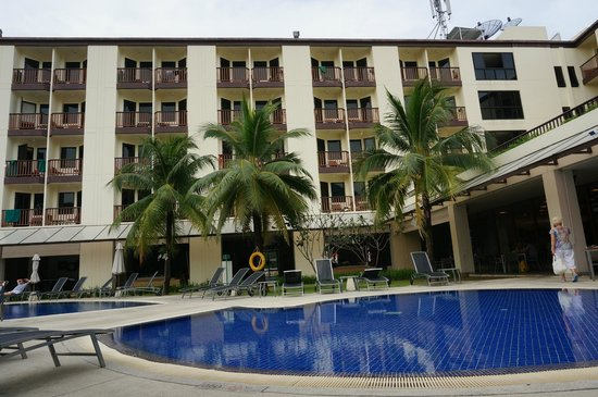 ibis Phuket Kata: Территория отеля