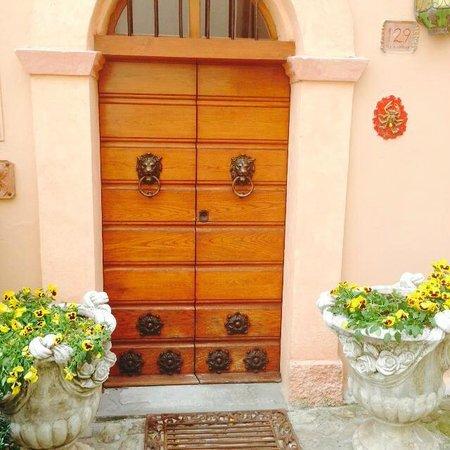 Antica Locanda La Canonica: Borgo