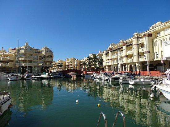 Hotel Best Siroco : marina is beautiful