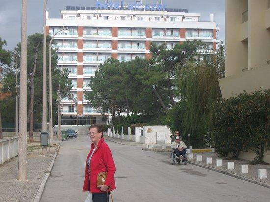 Alcazar Hotel & SPA: Ons hotel