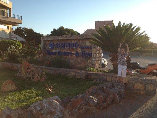 SENTIDO Vasia Resort & Spa : :-)