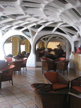 Alcazar Hotel & SPA: Gedeelte van de bar