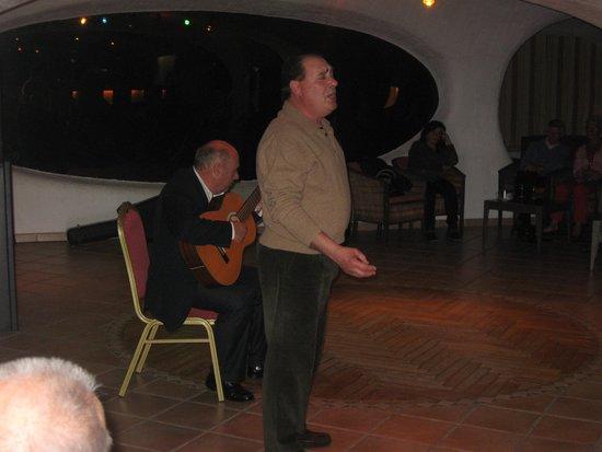Alcazar Hotel & SPA: Fado avond