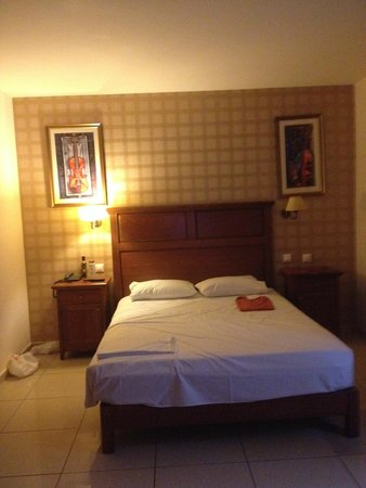 SENTIDO Vasia Resort & Spa : Szoba