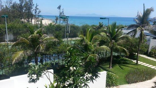 Sunrise Premium Resort Hoi An: View from room