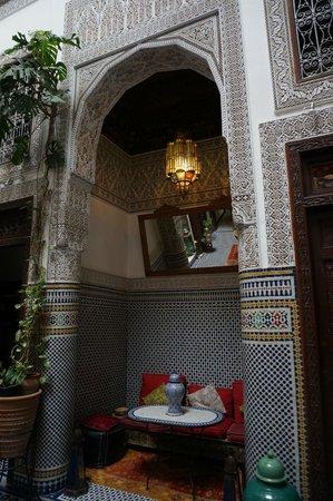 Riad Dar Cordoba: Beautiful decoration