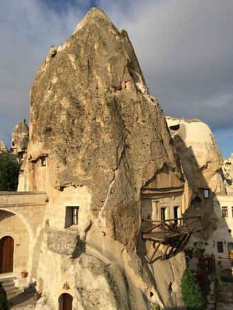 Cappadocia Cave Suites: 1200 year history church