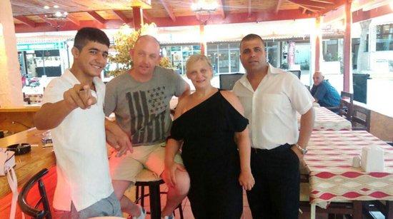 mustis restaurant: Fantastic staff