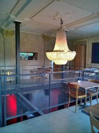 Restaurant Wetterhorn: Konzertsaal im Wetterhorn Hasliberg
