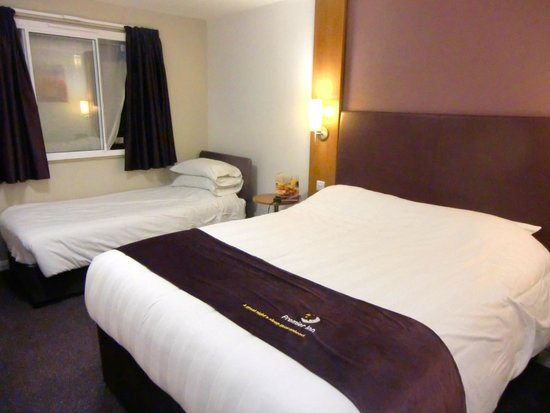 Premier Inn London Docklands (Excel) Hotel: Great night's sleep!