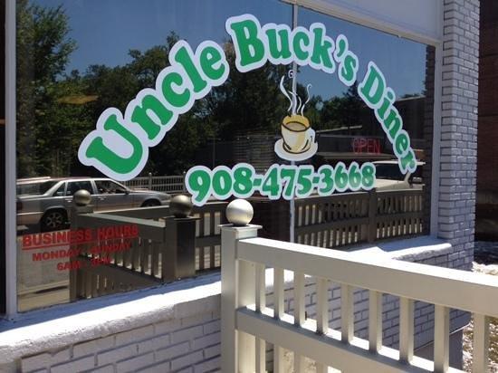 UNCLE Buck's Diner: Uncle Bucks