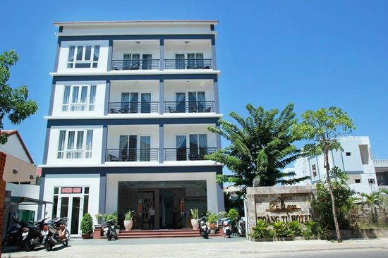 Hoi An Prince Hotel: front view