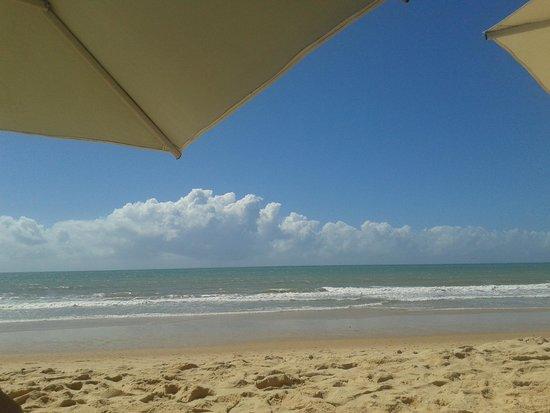 Rifoles Praia Hotel & Resort : Vista da praia
