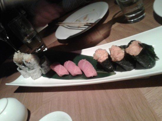 Nobu - Berkeley Street : Nobu - sushi