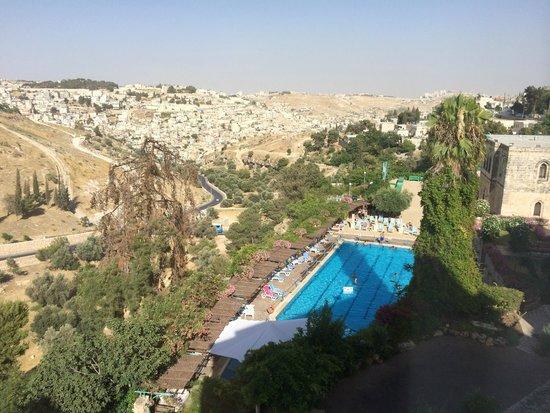 Mount Zion Hotel: бассейн