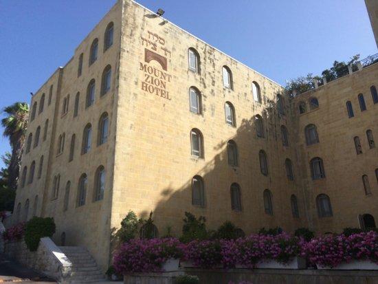 Mount Zion Hotel: Отель