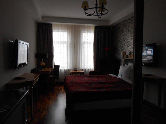 Solo Sokos Hotel Vasilievsky: まあまあ広いか