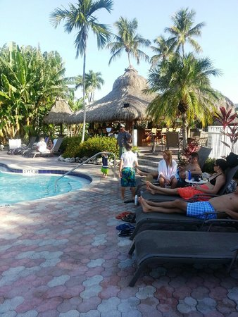 Holiday Inn Key Largo: Tiki Bar