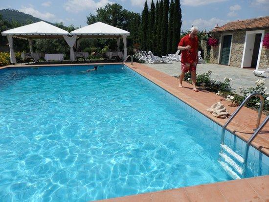 Relais La Corte dei Papi: Pool