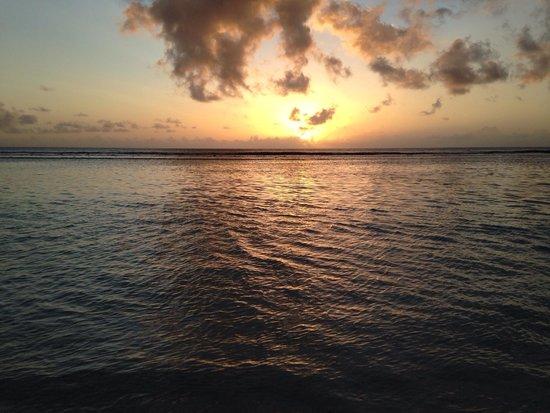 Hilton Seychelles Labriz Resort & Spa : Sunrise