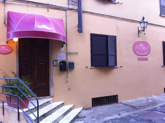 B&B Relais nel Borgo: esterno del b&b