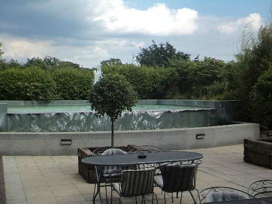 Arora Hotel Gatwick / Crawley: terrace