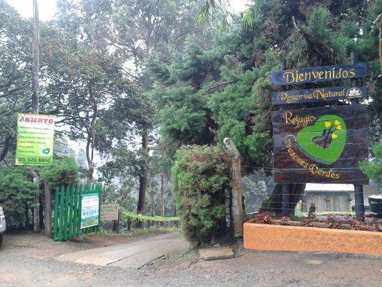 Reserva Natural Refugio Corazones Verdes