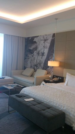 Le Meridien Al Aqah Beach Resort : Room