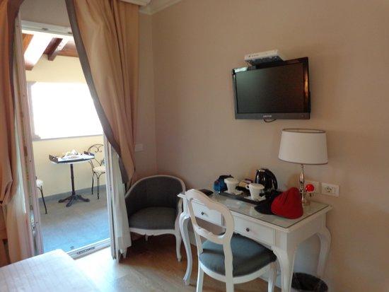 Hotel Rapallo: Bureau