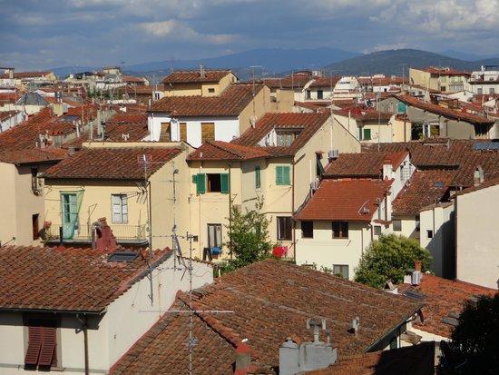 Hotel Rapallo: Uitzicht 2