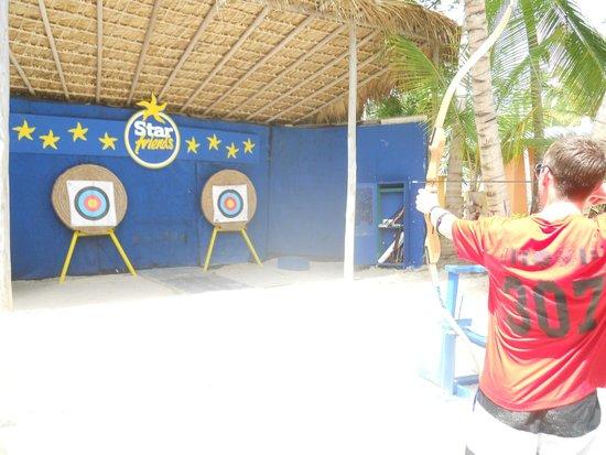Iberostar Grand Hotel Bavaro: Archery