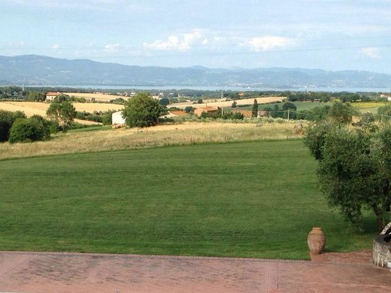 Locanda Poggioleone : Breathtaking view