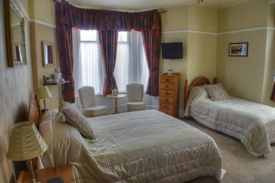 Bron Rhiw Guest House: bedroom