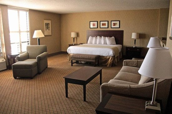 Best Western Plus York Hotel & Conference Center: Suite