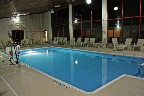Pool Picture Of Best Western Plus York Hotel