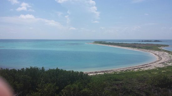 Dry Tortugas National Park: View from top of fort